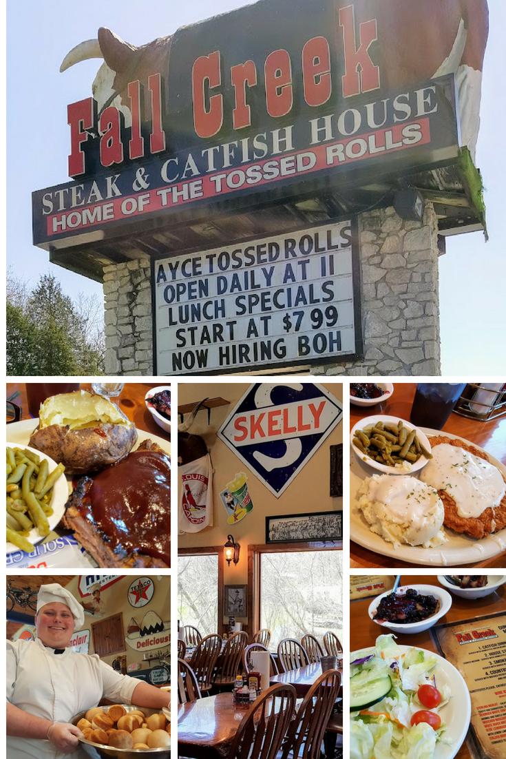 Fall Creek Steak And Catfish House Homestyle Cooking Just Like Grandma Makes Branson Restaurants Familytravel Via Moneysavingpa