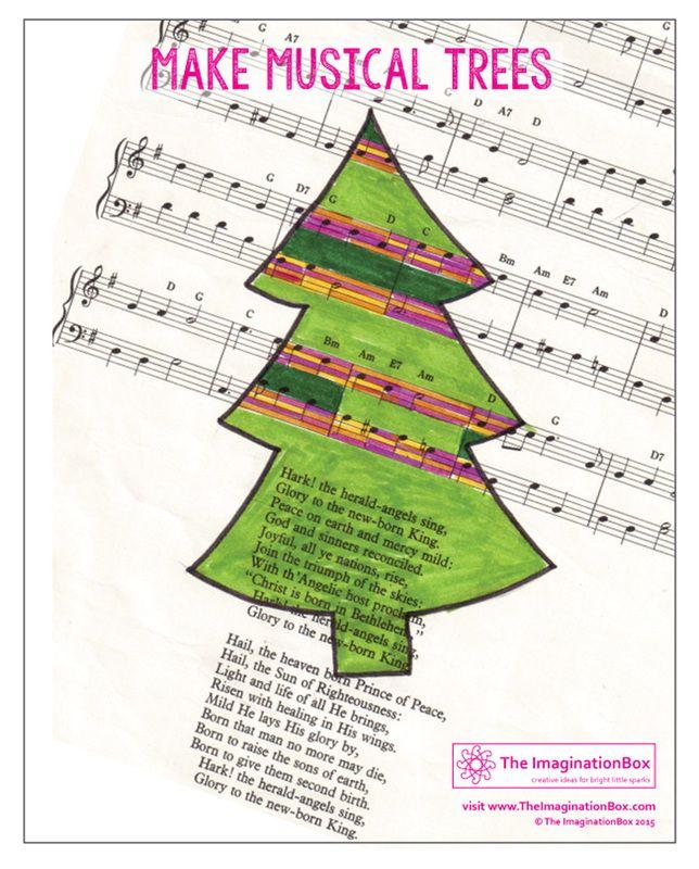 musical christmas tree doodle | ΧΡΙΣΤΟΥΓΕΝΝΑ | Pinterest | Christmas ...