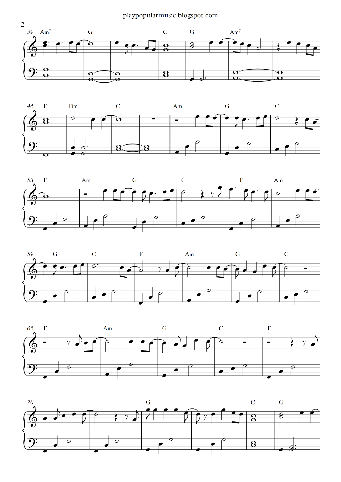 Free piano sheet music one call away charlie puthpdf im only free piano sheet music one call away charlie puthpdf im hexwebz Image collections