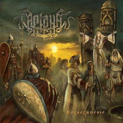 """Arkona - """"Vozrozhdenie"""" Review - World Of Metal"""