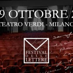 Il Festival delle Lettere 2016