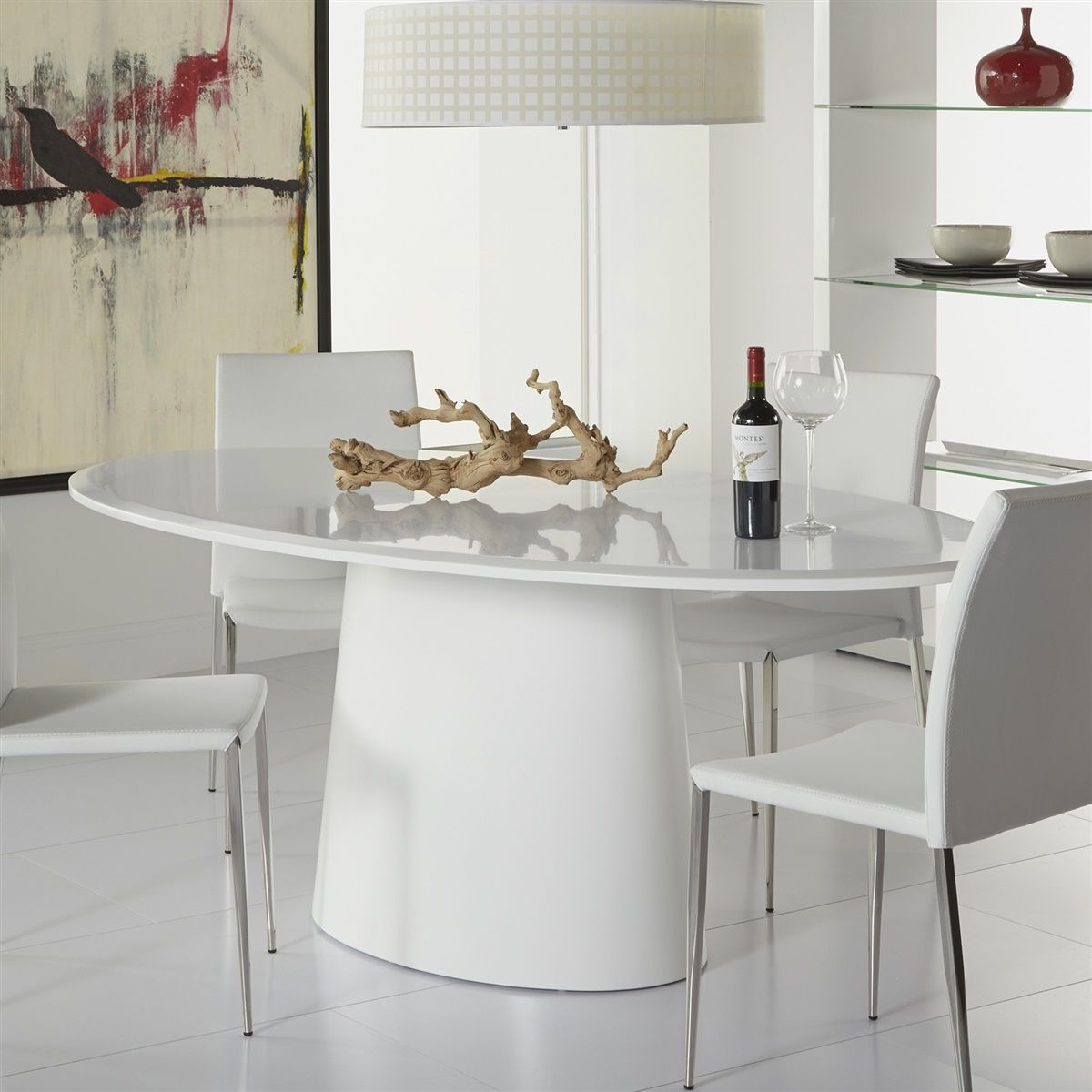 Deodat Oval Dining Table Oval Table Dining Dining Table Marble Oval Glass Dining Table