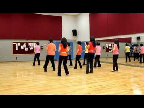 Angel In Blue Jeans - Line Dance (Dance & Teach in English & 中文) - YouTube   Line Dances   Country line dancing, Dance, Line