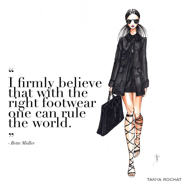 Fashion Quote By Bette Midler