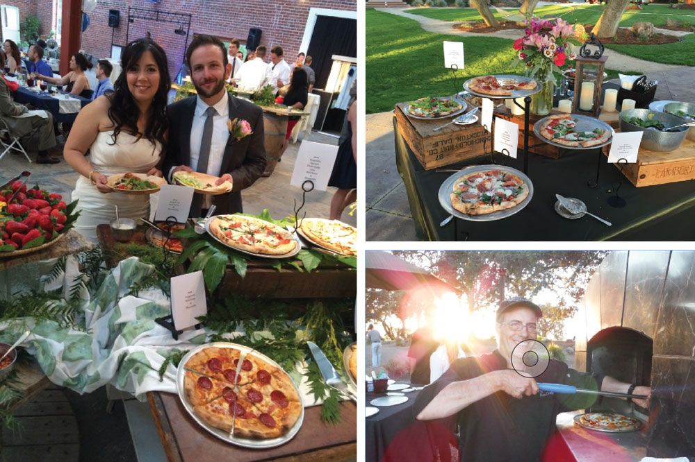 Pizza Weddings Pmq Magazine