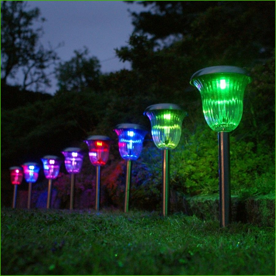 Super Solar Garden Lights Home Depot Lighting Light