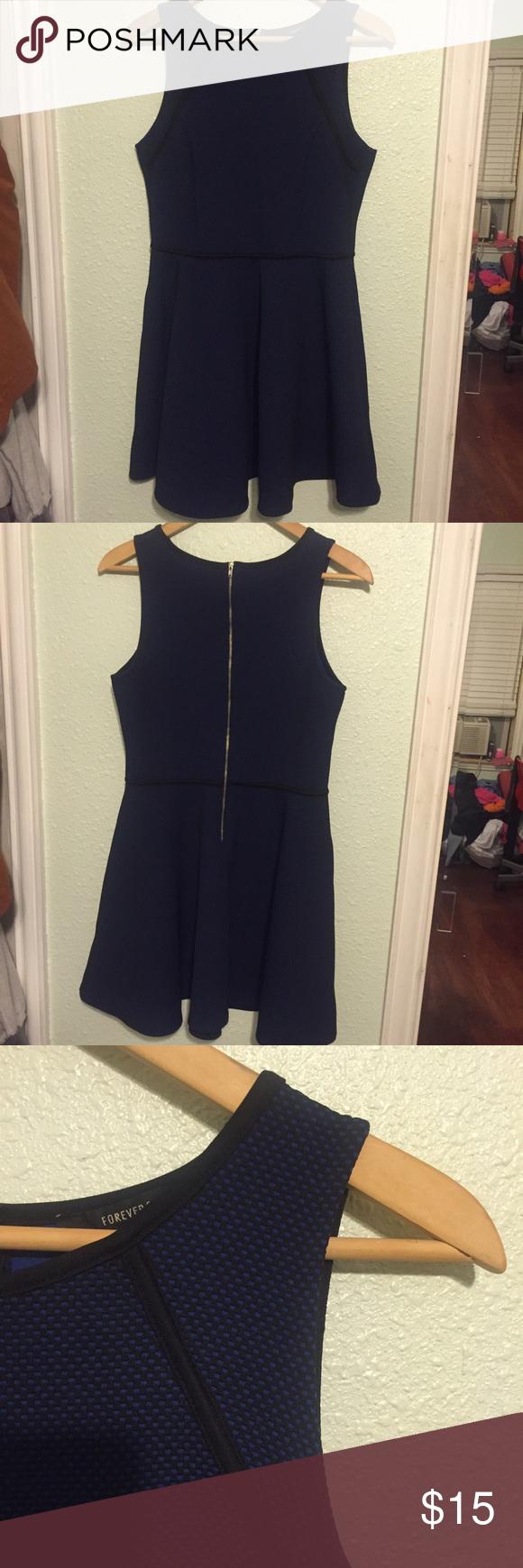 Black and blue forever dress black mesh st dresses and large