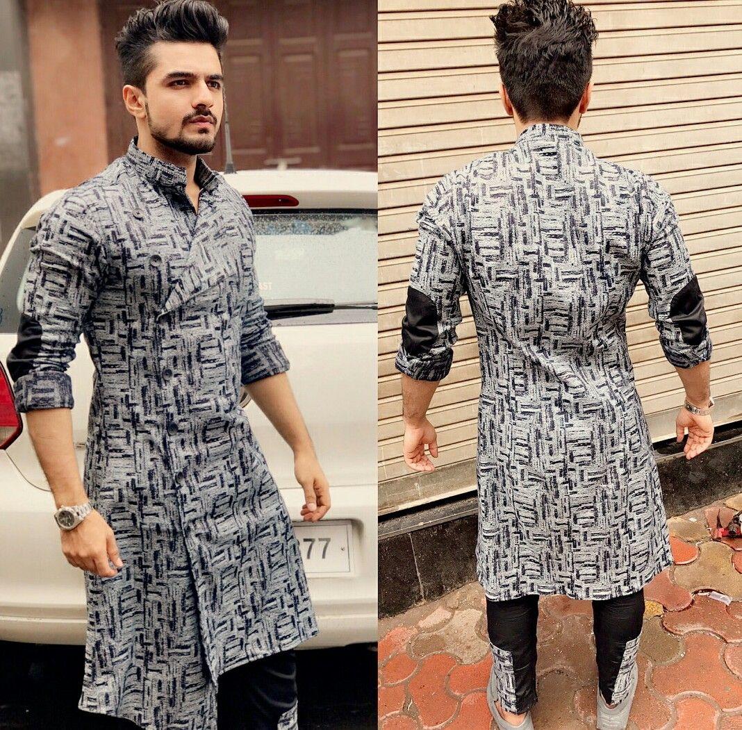 Shabaz Kurta Design Mens Kurta Designs Kurta Designs Indian Men Fashion