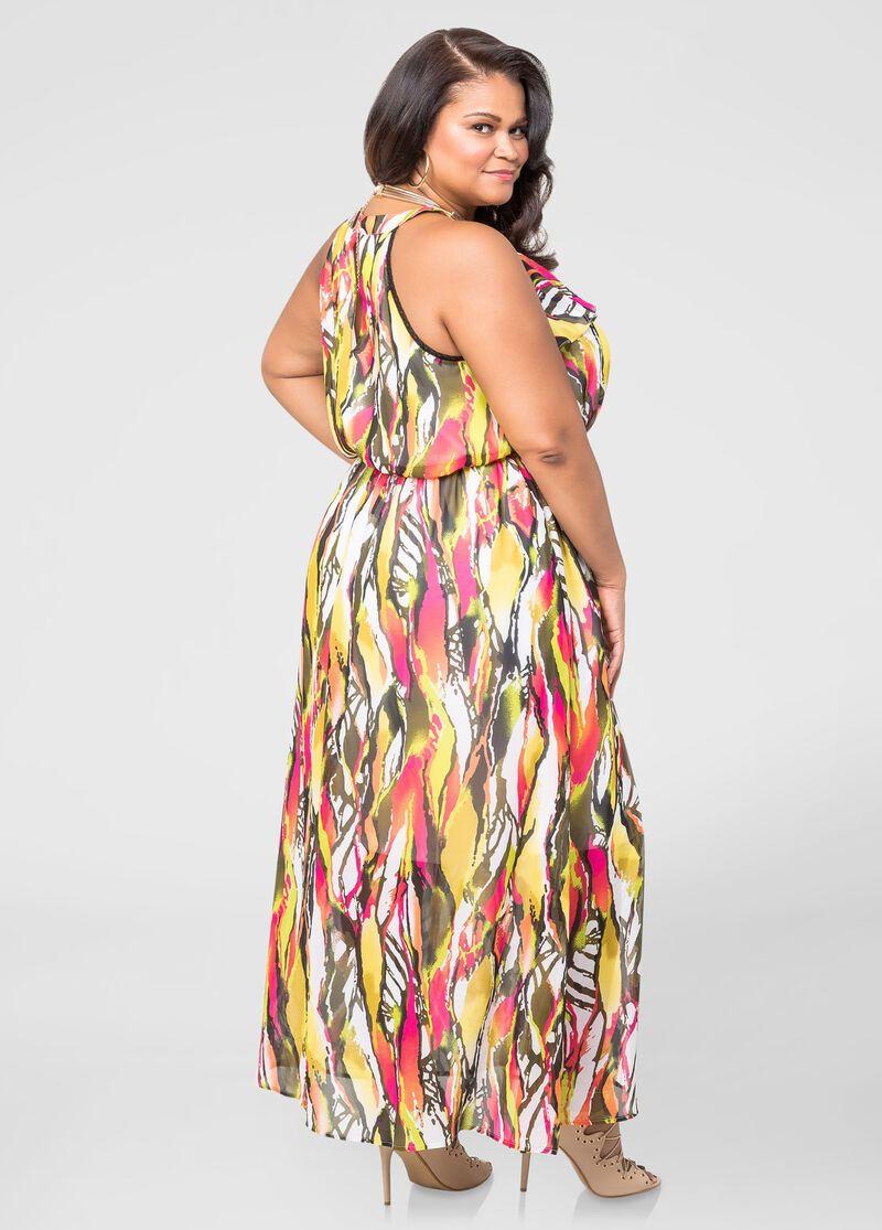 Necklace Halter Maxi Dress Plus Size Dresses Ashley Stewart 010 Wd2189hp Maxi Dress Plus Size Maxi Dresses Dresses [ 1115 x 800 Pixel ]