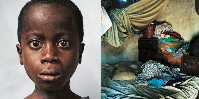 """16 crianças e seus quartos ao redor do mundo: antes de julgar, conheça os contextos. Um """"banho de realidade""""..."""