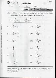 Kumon Math Free Printable Worksheets Matematica Professor Calculo