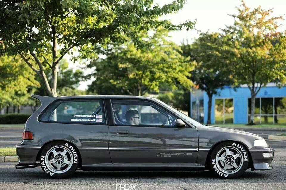 Old School Civic Honda Civic Sedan Honda Civic Hatchback Civic Hatchback