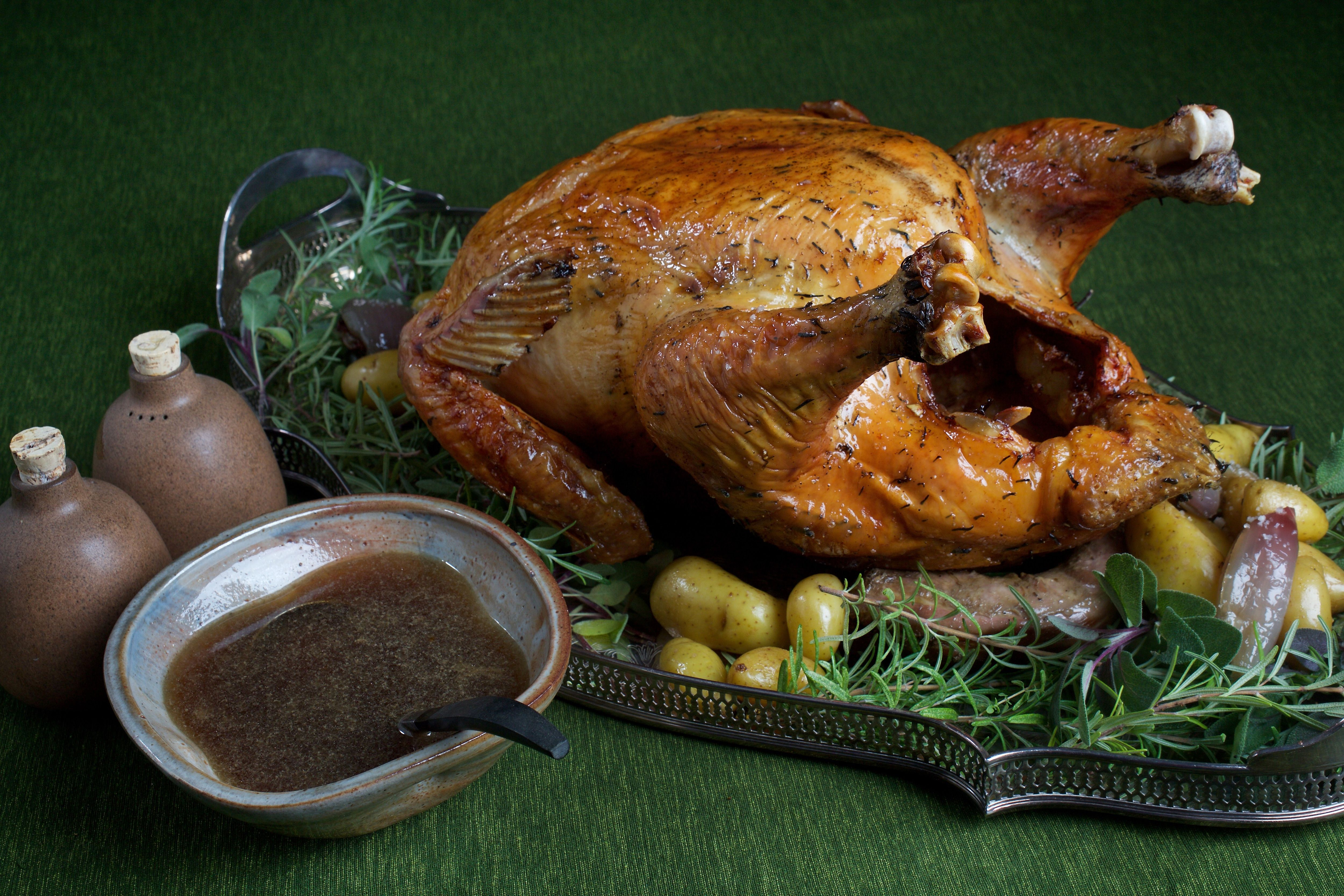 10 of our favorite ways to get that Thanksgiving turkey on