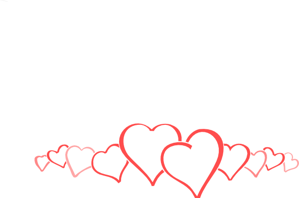 hearts clip art at clker com vector clip art online royalty free rh pinterest com free clipart of hearts and flowers free clipart images of hearts
