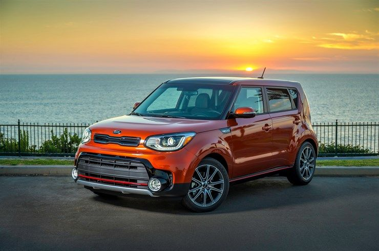 The 2018 Kiasoul And Kiasportage Were Just Awarded The Top