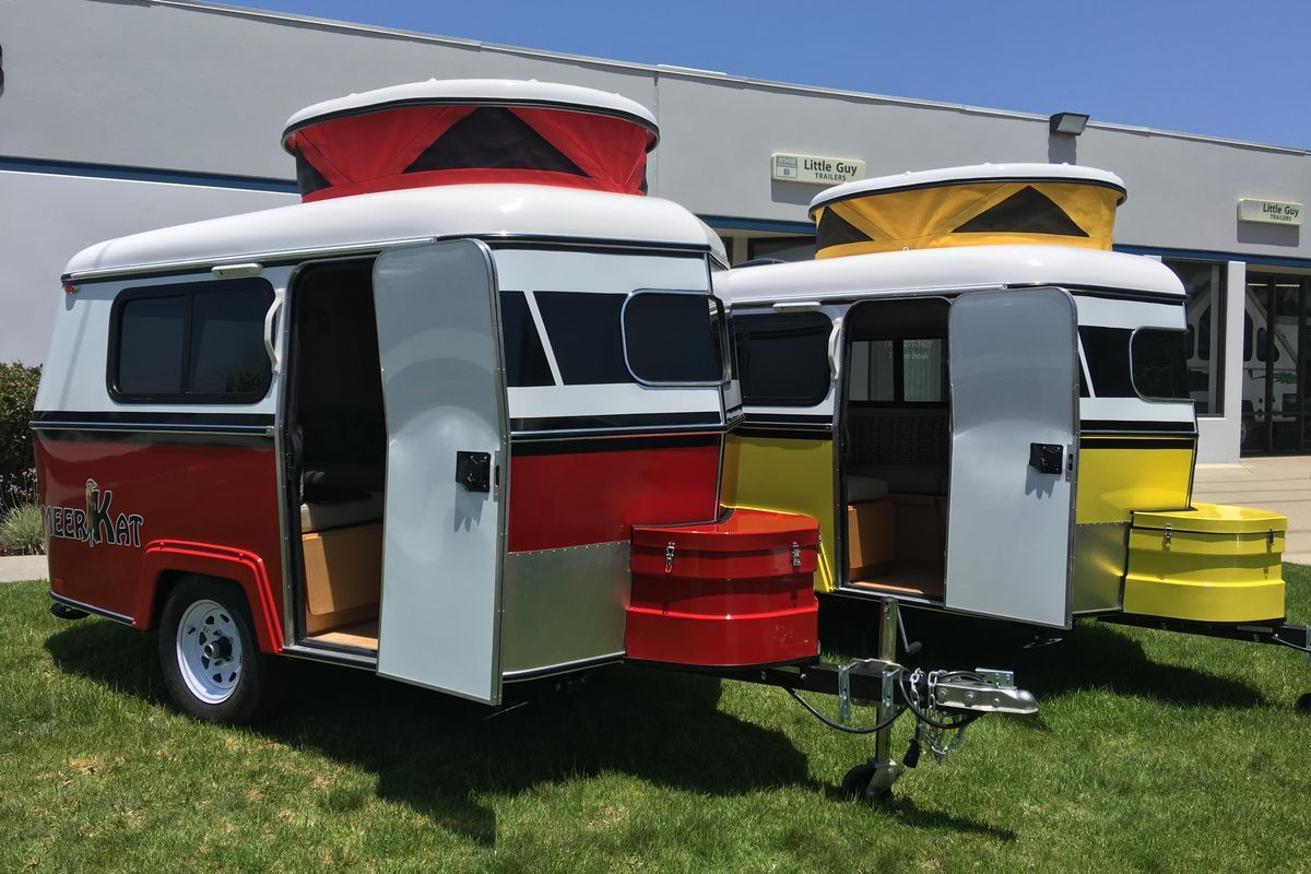 5 Lightweight Camper Trailers You Can Buy Right Now Small