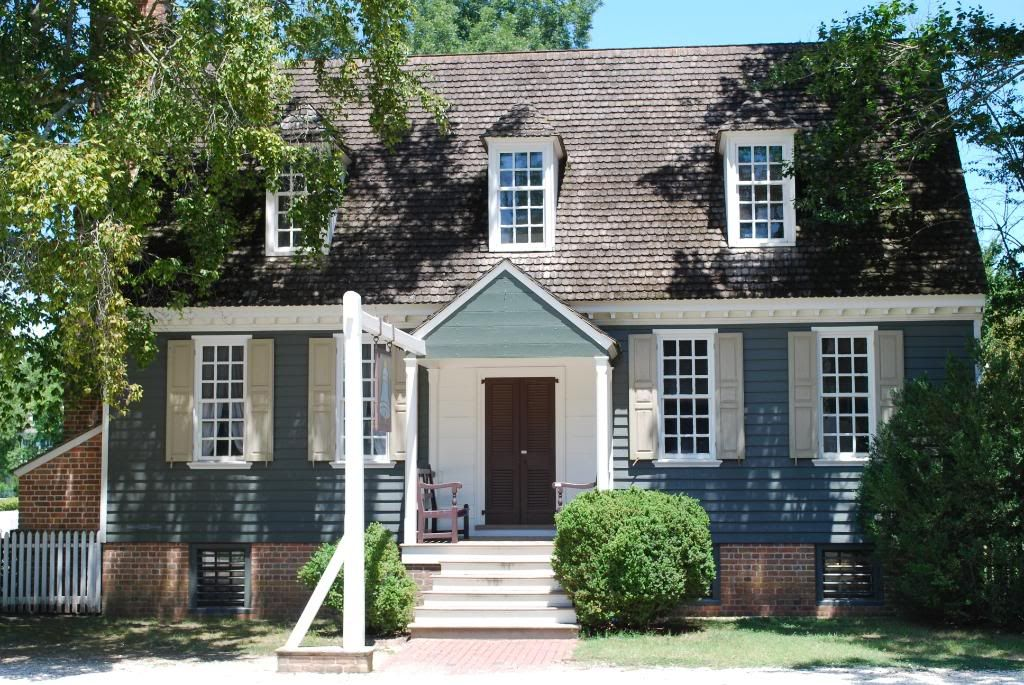 Bluebell Tavern Colonial Williamsburg Colonial House Colonial Williamsburg