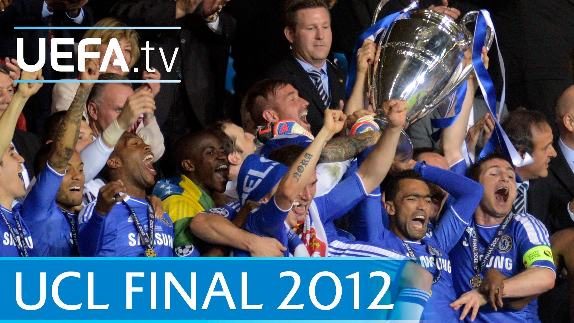 Chelsea v Bayern 12 UEFA Champions League final highlights in ...