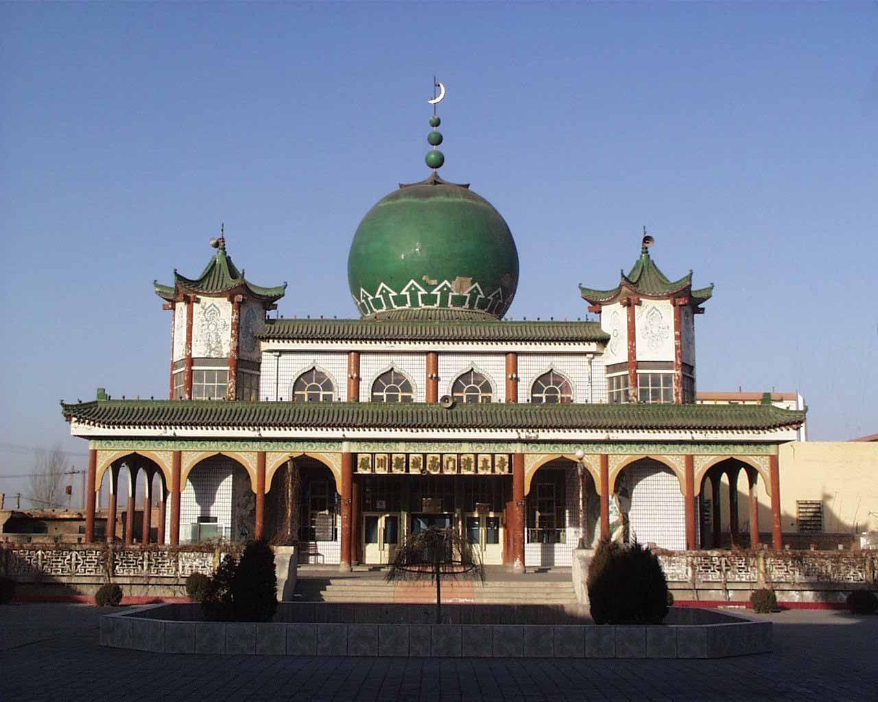 Nanjing jingjue mosque masjidsmosques pinterest nanjing nanjing jingjue mosque altavistaventures Images