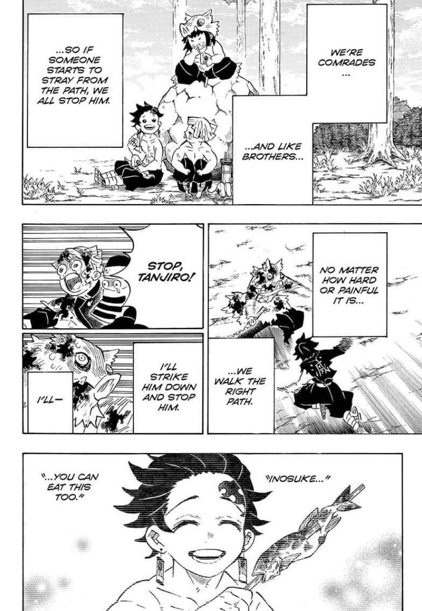 Pin By Ink On Manga Scenes In 2020 Demon Slayer Anime Slayer