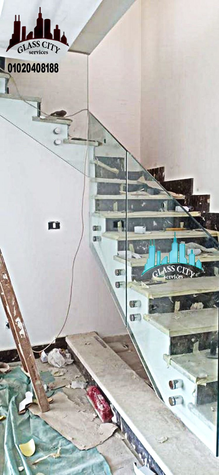 درابزين سلالم للفلل و الدوبليكس Stairs Home Home Decor