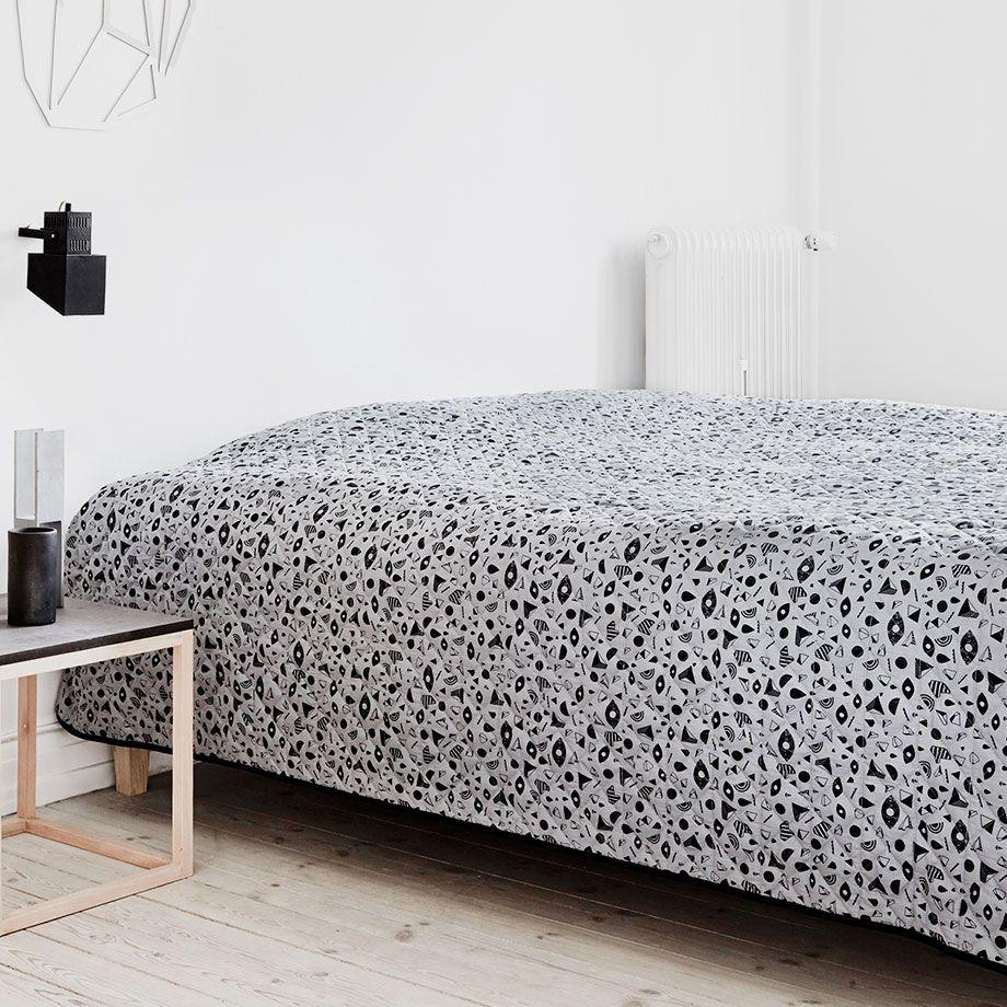Bettbezüge mit geometrischem Charme   fabric/textile   Pinterest ...