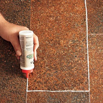 how to seal edges of vinyl flooring
