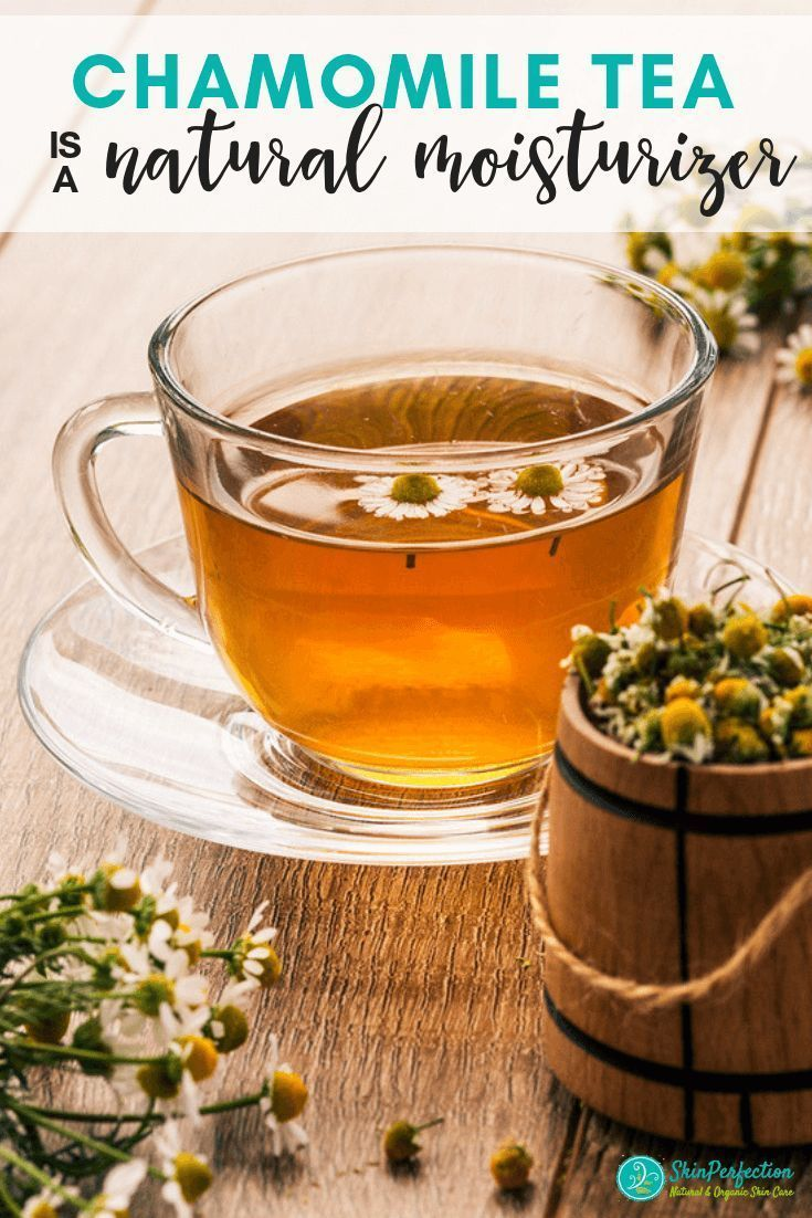 tea is recognized for it's calming, soothing properties but did you know it also offers amazing skin care benefits?  Learn more about how this natural herb can moisturize skin and so much more!