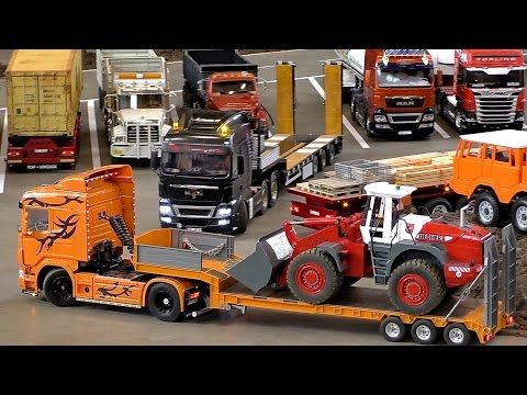 Greatest Rc 1 16 Scale Model Truck Collection Best Rc Trucks