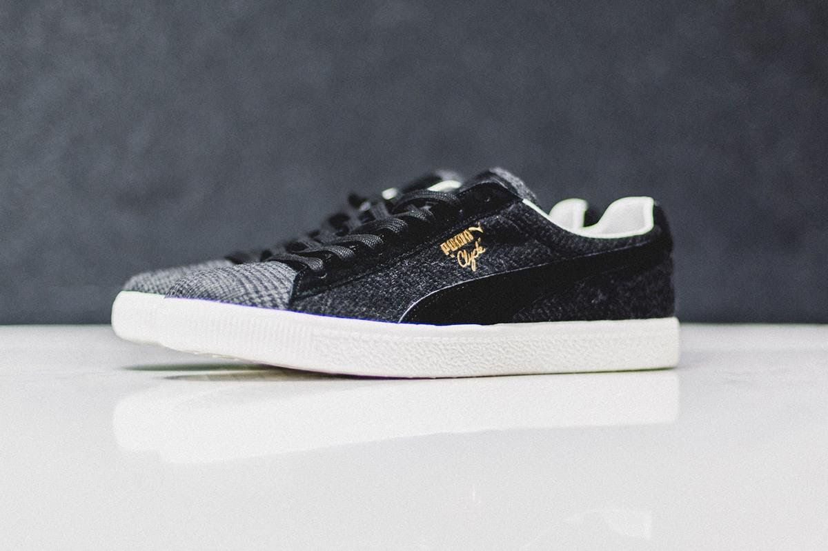 5fba4d8f573eb5 United Arrows x Puma Clyde