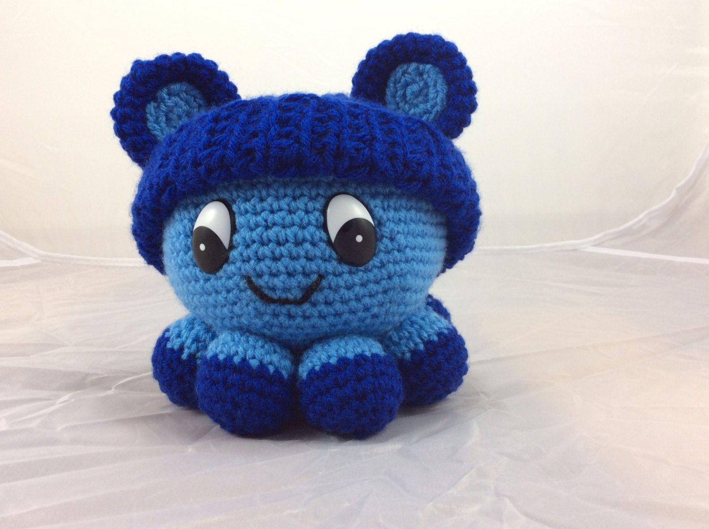 My lil octopus in a teddy bear hat crochet pattern octopus my lil octopus in a teddy bear hat crochet pattern octopus tutorial bear dt1010fo