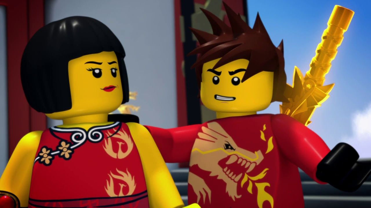 Lego Ninjago Season 1 Episode 1 Rise Of The Snakes Full Episodes