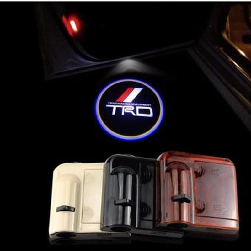 Led Car Door Lights Ghost Shadow Lighting Welocme Projector For For Toyota Trd Wish Ghost Lights Car Door Car