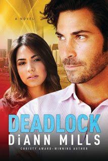 Giveaway at Best Reads (2010 - 2015): Deadlock by DiAnn Mills #BookGiveaway