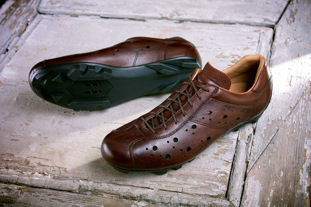 Sportivo Classic Leather Cycling Shoe