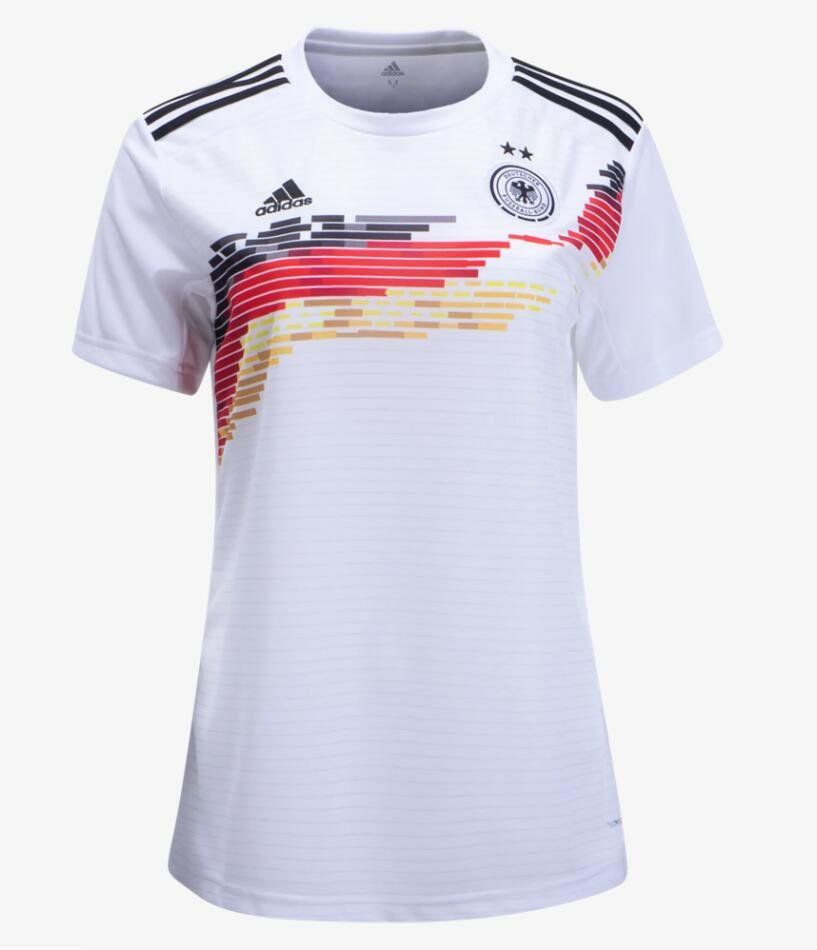 2019 Fifa Women S World Cup France Germany Women S Home Jersey