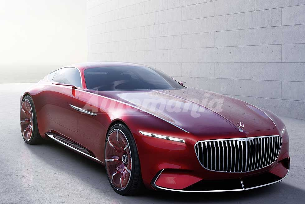 Vision Mercedes Maybach 6 Electrical Car Concept #car #electro #vision  #concept | Automobile Hacks | Pinterest | Maybach, Cars And Super Car