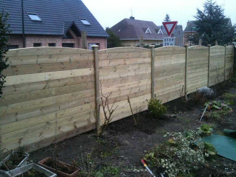 Mur De Separation Jardin