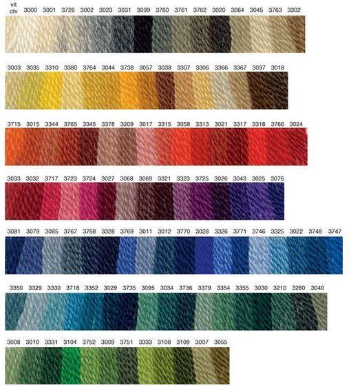 yhst-130228064425322_2231_157256830 (510×569)  TUNA yarn color card:  http://ep.yimg.com/ca/I/yhst-130228064425322_2231_157256830#