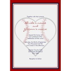 You're in love with each other and BASEBALL. Why not???