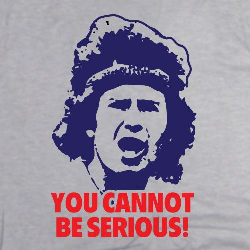0a5d7a566 John McEnroe 'You Cannot Be Serious' Tennis T-Shirt in Mens, Ladies & Kids  Sizes #Gildan