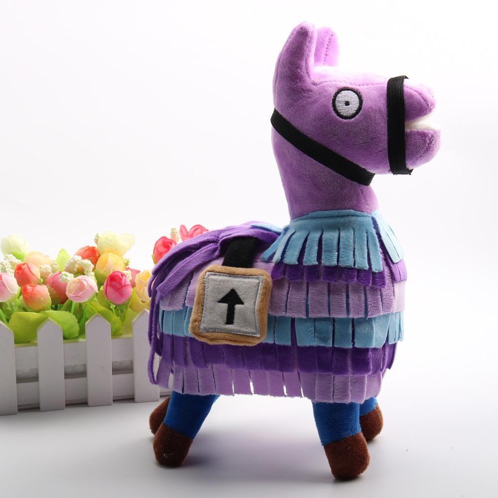 Cute Fortnite Loot Llama Plush Toys Loot Llama Pinterest Toys