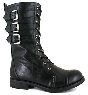 0ebbb1524 I.D. Required® Mainstream available at SHOE DEPT. ENCORE! #style  #combatboots
