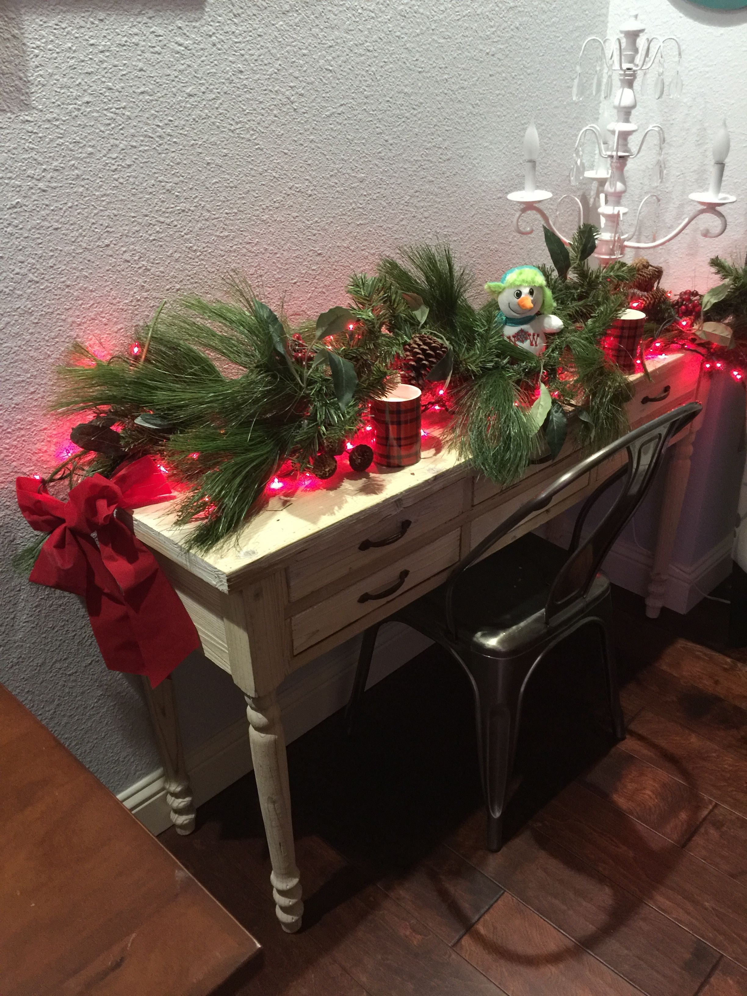 I Side Tables For Decorating Boardwalkchristmas Holiday Decor Decor Christmas