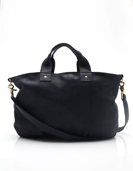Clare Vivier Messenger Bag in Navy   fashion + style   Pinterest ... 0ddf5338e3