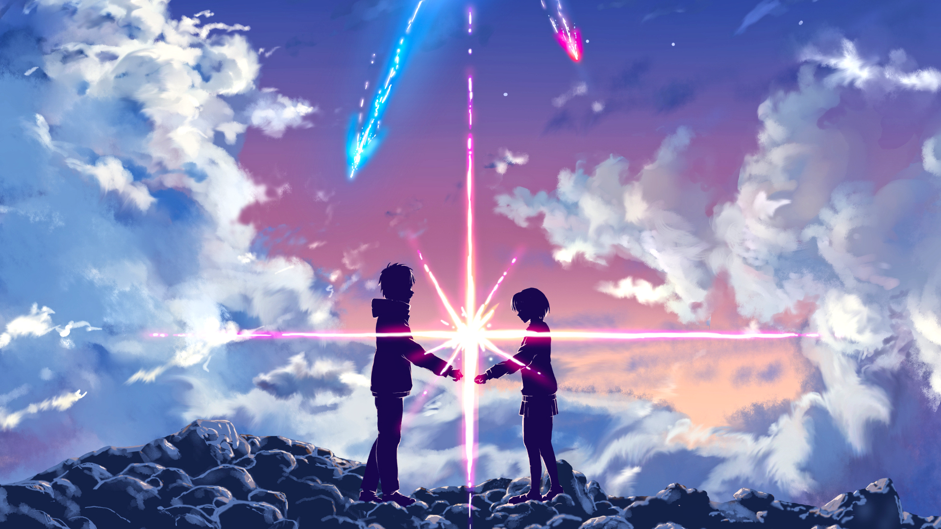 Your Name 1920x1080 In 2020 Your Name Anime Kimi No Na Wa Wallpaper Kimi No Na Wa