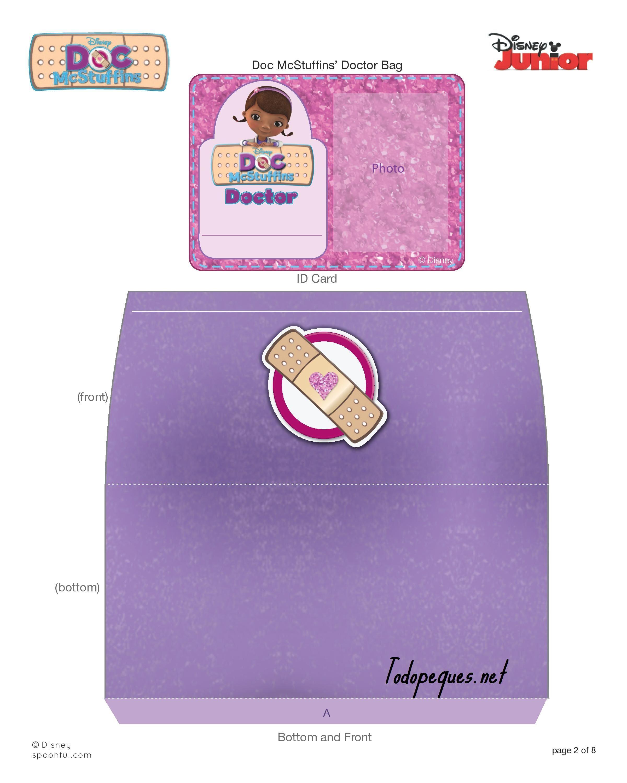 Lujo Imagenes Dibujos Para Colorear Doctora Juguetes | Colore Ar La ...