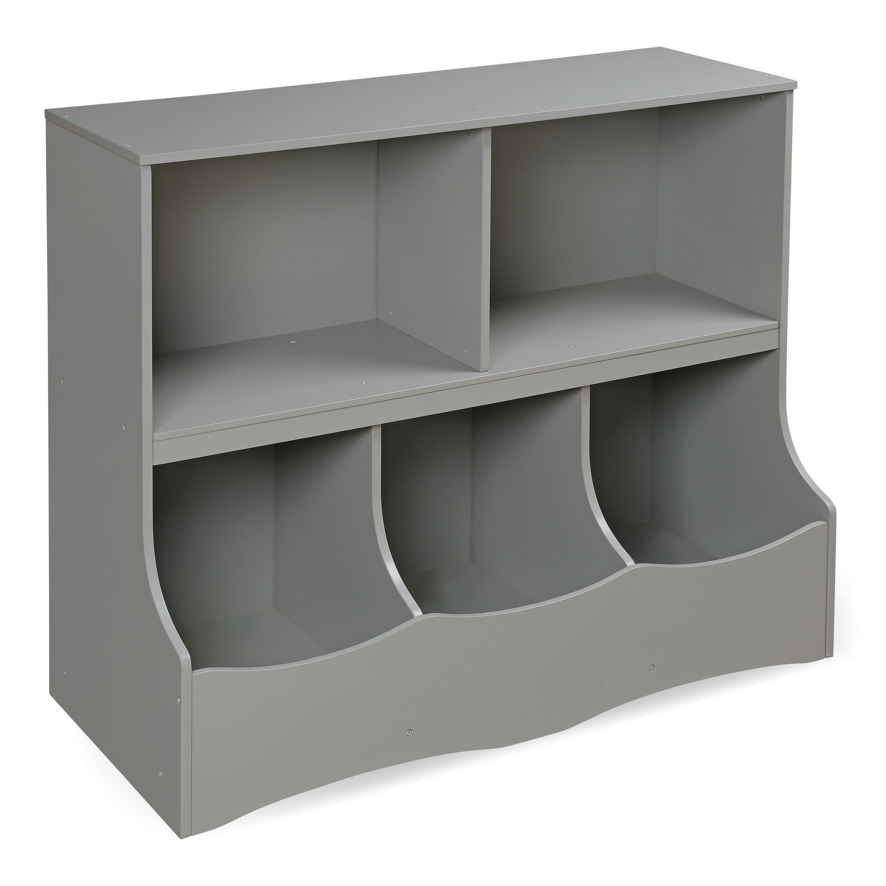 Badger Basket White Wood Multi Bin Storage Cubby Ikea Toy Storage Cubby Storage Storage Bins