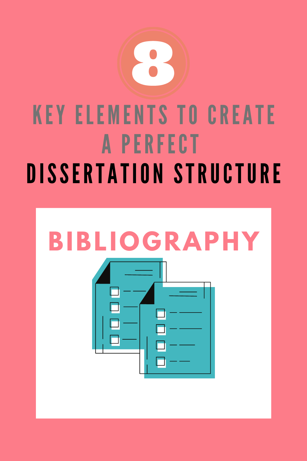 8 Key Element To Create A Perfect Dissertation Structure Writing Service Of