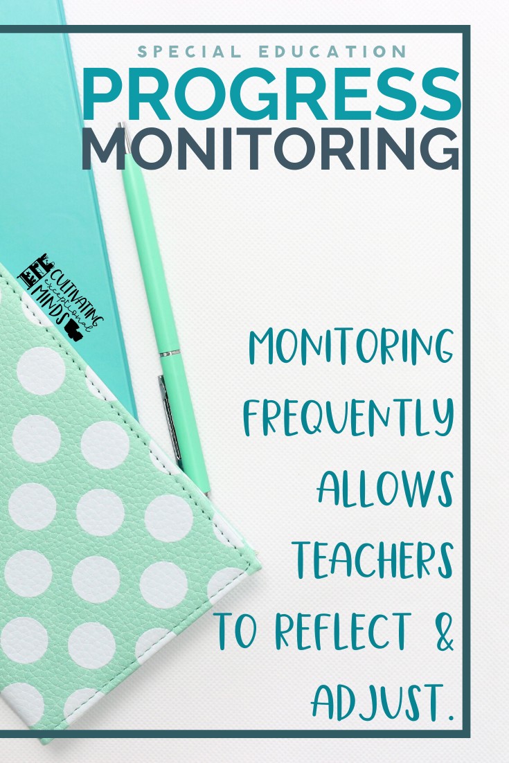 What Is Progress Monitoring Special Education Progress Monitoring And Data Co Special Education Special Education Teacher Progress Monitoring Special Education